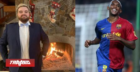 Ibai no se viene con cuentos y se muda a la casa en que vivía el futbolista Samuel Eto'o