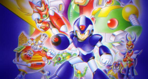#ViernesRetro: <em>Mega Man X</em> en el Super Nintendo