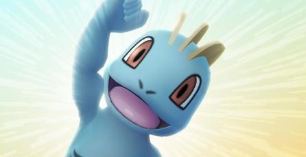 <em>Pokémon GO</em>: ¡ya inició el Día de la Comunidad de Machop!