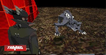 Modder está trabajando en una versión de Bloodborne para PS1