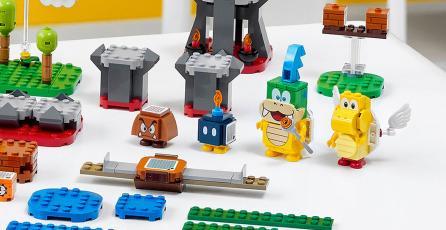 LEGO <em>Super Mario</em> te ofrecerá más diversión con su nuevo set