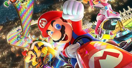 ¿Eres bueno en <em>Mario Kart 8 Deluxe</em>? Un premio te espera en este torneo