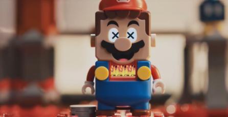 "LEGO Super Mario - Tráiler del Maker Set ""Master Your Adventure"""