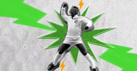 Fortnite - Tráiler de Emote: Pelé 'Air Punch'