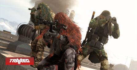 Squad de COD Warzone logra récord de 143 kills en una partida