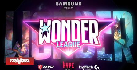 Wonder League, la nueva liga chilena femenina de League of Legends