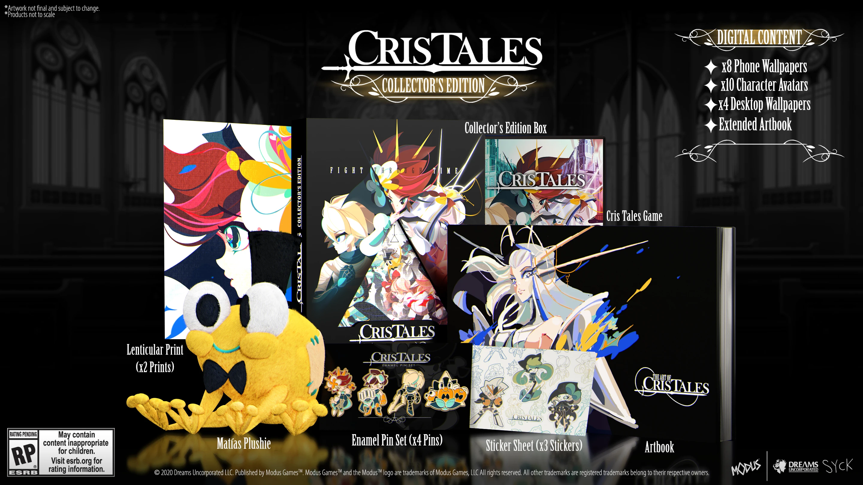 Cris Tales: Édition Collector (Image: Maximum Games Store)