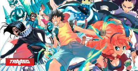 Radiant es el nuevo título que llega a Toonami en Cartoon Network