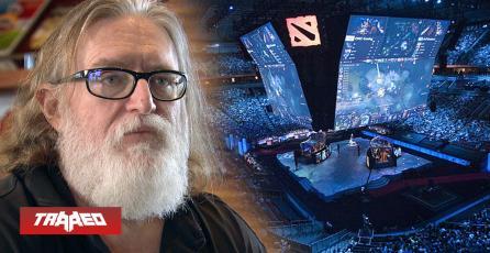 Gabe Newell está pensando en mudar Valve y sus torneos de Esports de EE.UU. a Nueva Zelanda
