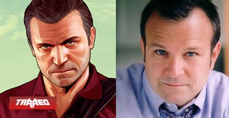 Actor de Michael en GTA V, Ned Luke, fue dado de alta tras ser internado por COVID