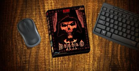 La historia detrás de <em>Diablo II</em>