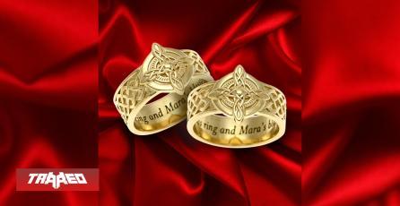 Bethesda lanza anillos de bodas de The Elder Scrolls