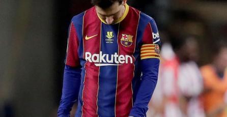 Lionel Messi queda fuera del Equipo del Año de <em>FIFA Ultimate Team</em>