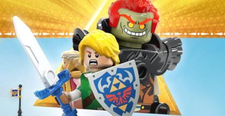 Estos fantásticos sets de LEGO de <em>Zelda</em> y <em>Metroid</em> podrían hacerse realidad