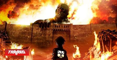 Nuevo capítulo de Shingeki no Kyojin obtuvo un puntaje perfecto en IMDb