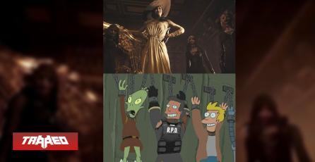 Lady Dimitrescu y las vampiresas de Resident Evil 8 Village son toda una sensación de internet