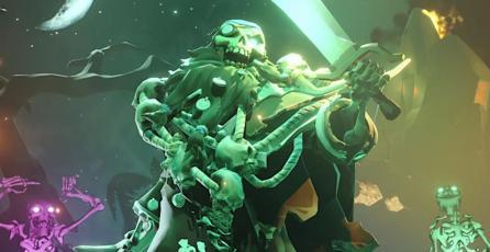 <em>Sea of Thieves</em>: así funcionará el nuevo sistema de temporadas del juego