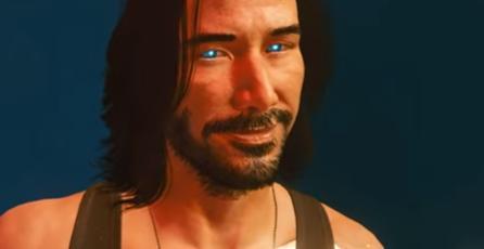 Modifican <em>Cyberpunk 2077</em> para acostarse con el personaje de Keanu Reeves