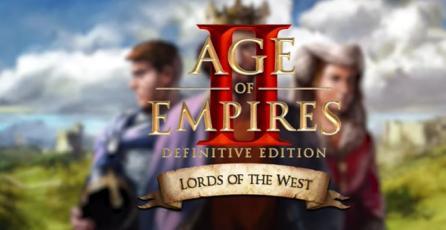 "Age of Empires II: Definitive Edition - Tráiler de Expansión ""Lords of the West"""