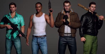 GTA 3, Vice City y San Andreas serían remasterizados y lanzados juntos según apuntan rumores