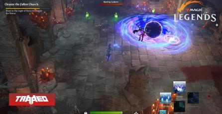 MMORPG Magic: Legends tendrá  su beta abierta el 23 de marzo