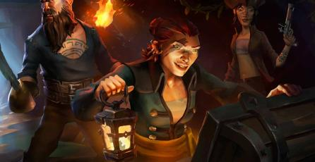 ¡Poder! <em>Sea of Thieves</em> ya puede correr a 120 fps en Xbox Series X