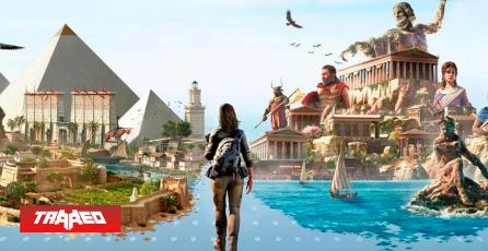 Profesora inspira a sus alumnos integrando Assassin's Creed Discovery a sus clases