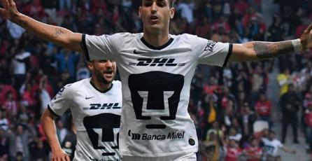 Los Pumas de la UNAM presentan su tercer jersey en <em>FIFA 21</em>