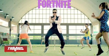 Gangnam Style llegará a Fortnite 9 años despúes