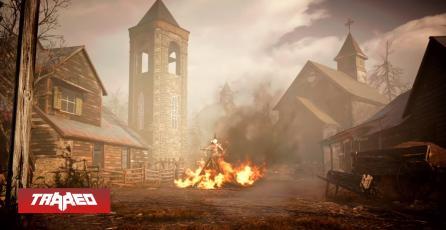 Recrean pueblo de Resident Evil 4 en Far Cry 5 y nos aumenta las ganas por el remake