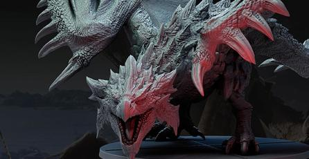 <em>Monster Hunter World</em> tendrá un juego de mesa que luce increíble