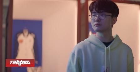 Dios Faker es protagonista en el videoclip de la nueva canción K-Pop de T1