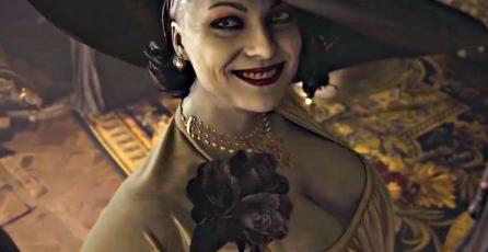 Capcom revela la altura de Lady Dimitrescu, villana de <em>Resident Evil Village</em>