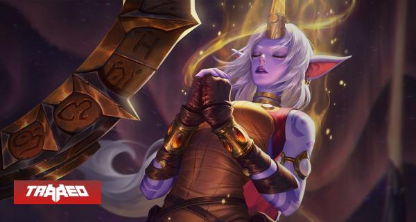 Modo espectador, nuevos campeones y mucho más trae nuevo parche 2.1 de League of Legends Mobile
