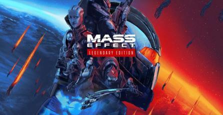 BioWare explica por qué no consideró un remake para <em>Mass Effect: Legendary Edition</em>