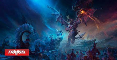Trailer confirma nuevo Total War: Warhammer 3 para este mismo año