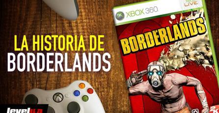 La historia detrás de <em>Borderlands</em>