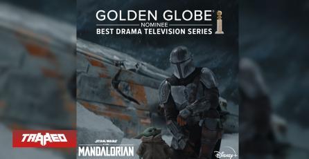 The Mandalorian está nominada a mejor serie dramática en los Golden Globes