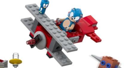 ¡Sorpresa! LEGO y SEGA lanzarán un genial set de <em>Sonic the Hedgehog</em>