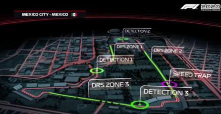 """F1 2020 - Tráiler de Tips """"México"""""""