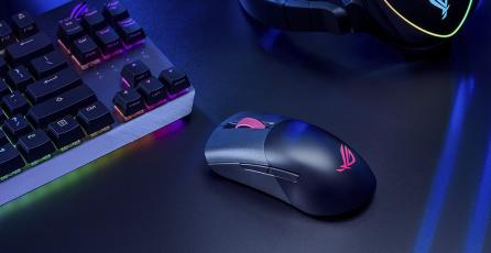 ASUS anuncia su nuevo mouse ROG Keris FPS