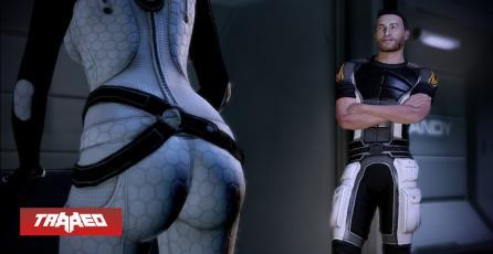 "Remake de Mass Effect cambiará planos de cámara para no ser tan ""sugestivo"""