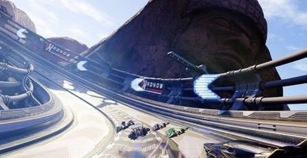 El vértigo de las carreras futuristas de <em>PACER</em> por fin llegará a Xbox One