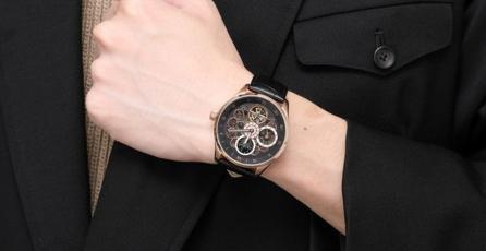 Este elegante y genial reloj de<em> Bloodborne</em> cuesta casi lo mismo que un Switch