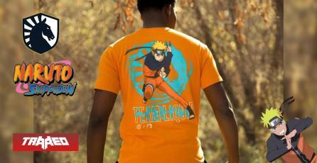 Team Liquid tendrá ropa edición Naruto Shipudden