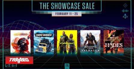 Epic Games Store anuncia gran evento con ofertas y anuncios para el 11 de febrero