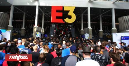 MALDITA PANDEMIA: E3 2021 será online