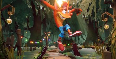 <em>Crash Bandicoot 4</em> llegará a PC, Nintendo Switch, PS5 y Xbox Series X