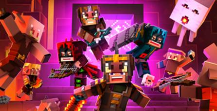<em>Minecraft Dungeons</em>: el nuevo DLC <em>Flames of the Nether</em> ya tiene fecha