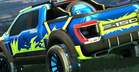 <em>Rocket League</em>: Ford se alía con Psyonix para llevar una icónica camioneta al juego